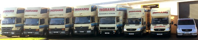 INGRAM'S - Domestic Commercial International and Storage